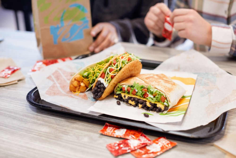 Taco Bell is introducing it's Veggie Mode.