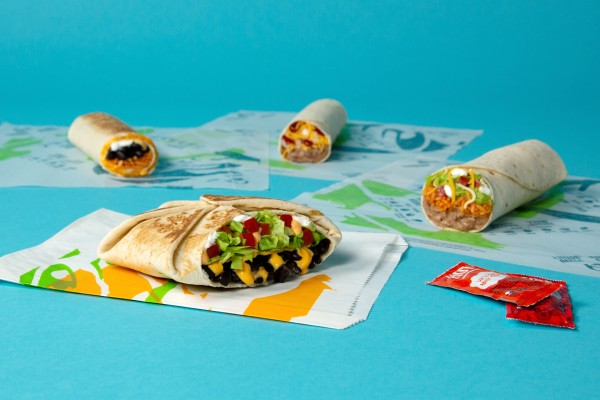 Taco Bell is rolling out their new Veggie Mode menu.