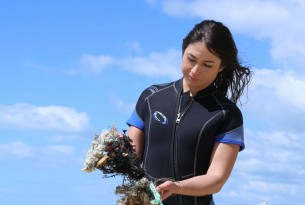 New award in memory of extraordinary ocean advocate Joanna Toole