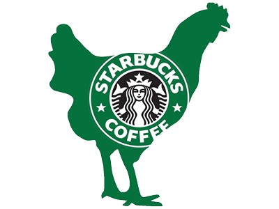 The Pecking Order: Starbucks