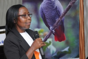 Edith Kabesiime - Wildlife Campaign Manager - Africa