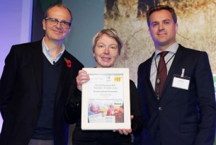 Responsible Tourism Award based on wildlife campaign