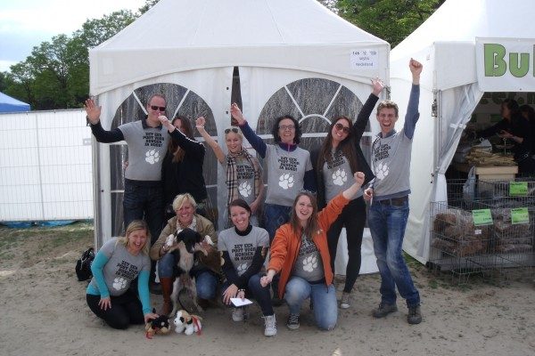 Vrijwilligers Animal Event