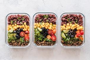 Plant-based food prep