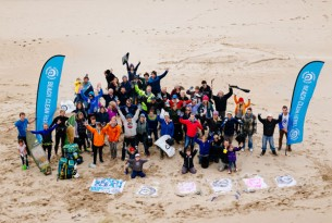 Get a date in the diary to take part in local beach clean to help animals and the ocean