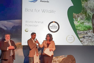 World Responsible Tourism award winners