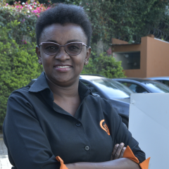 Photo of Dr. Judy Kimaru, Disaster Manager at World Animal Protection