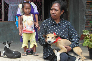 Protecting Resia's family