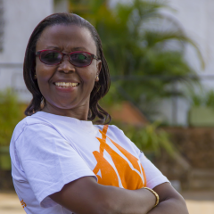 Photo of Edith Kabesiime, Campaign Manager at World Animal Protection