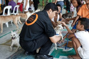 Global standards of animal welfare in veterinary education