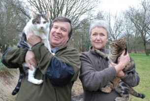 Derek and Lynda are leaving a gift to World Animal Protection in their Will