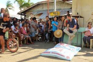Reflections from the Philippines: diary of World Animal Protection disaster response team member