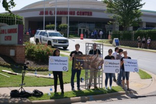 Walmart Shareholders Meeting - World Animal Protection