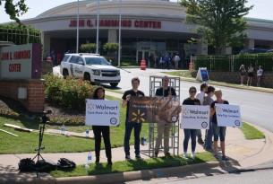 Walmart Shareholders Meeting - World Animal Protection