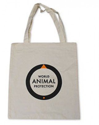 World Animal Protection tote bag