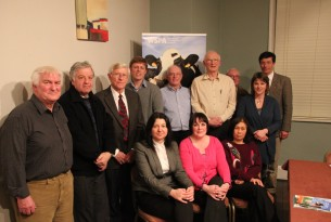 WSPA with local campaign group CALFe after Public Inquiry in 2013